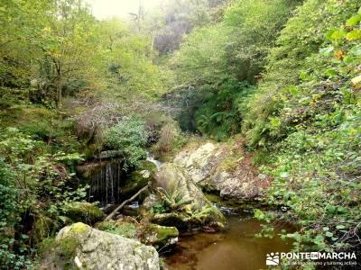 Parque Natural Saja-Besaya y Valderredible (Monte Hijedo) desafío senderista sierra de guadarrama s
